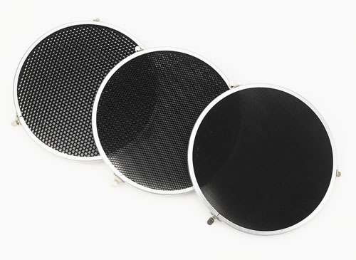 Broncolor Honeycomb Set of 3 Grids for P70