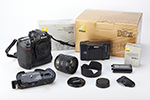 Nikon D2x Kit with 18-70 Zoom Lens & WT-2 Wireless Transmitter